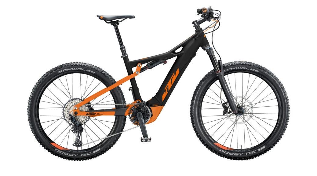 MACINA LYCAN 271 schwarz matt _orange