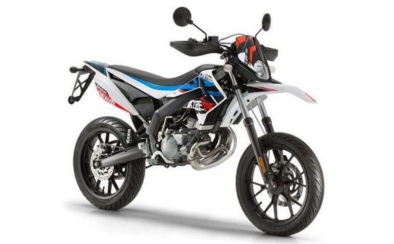 Senda DRD X-Treme 50 SM blau Limited Edition